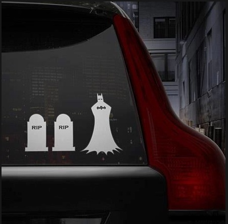 back window stickers